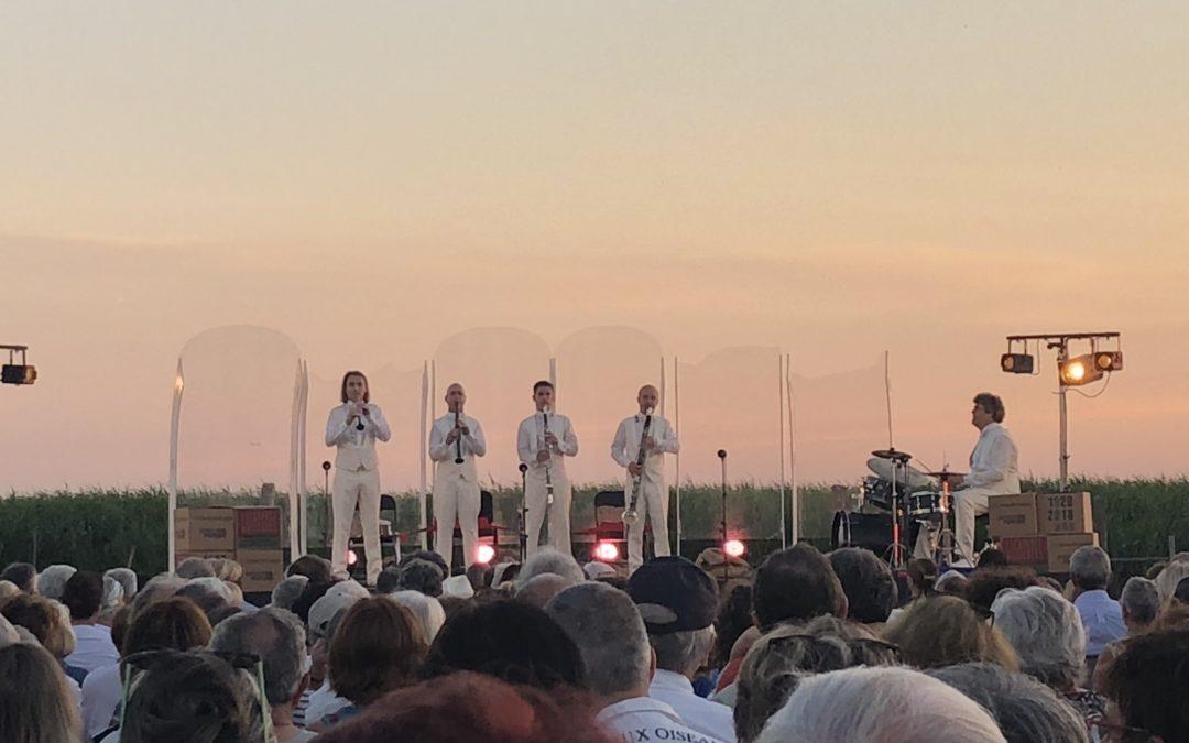 Escapades musicales 2018 : le lever de rideau approche