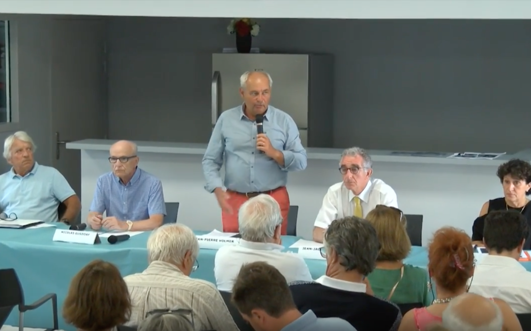 Vidéo de l'Assemblée Générale 2018